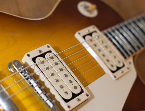 Ole's Gibson R8